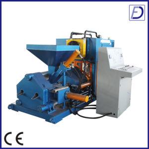 Y83W-500 de horizontale Machine van de Briket van de Spaanders van het Staal (Ce)