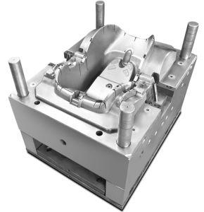 Vorm van de Injectie van de Delen van de Legering van het Aluminium van de hoge Precisie de Auto Plastic