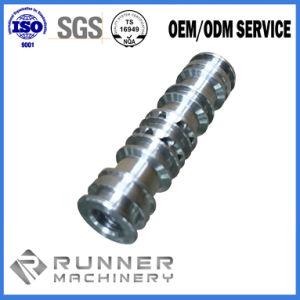 CNC Bearbeitung-Mitte-Stahl 1045/1020 kundenspezifische maschinell bearbeitenteile