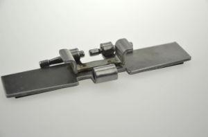 Подушки Anti-Skid верхней цепи из нержавеющей стали с повышенным трением