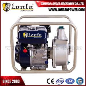 Wp30 3pol Motor a gasolina bomba de água para irrigação agrícolas