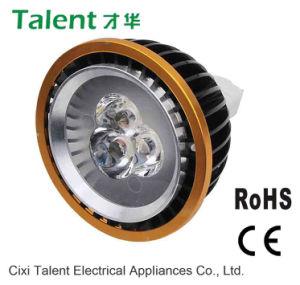 12V PAR20 3X2w LED Spotlight mit MR16 Base