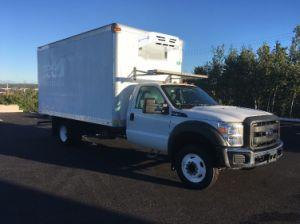 積み込みのための電池式のトラックの冷却ユニット --- C300fb