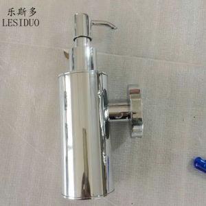 Отель ванная комната латунь ручной жидкого мыла диспенсер