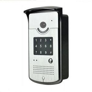 Gegensprechanlage-Tür-Telefon des Wohnungs-video Telefon-Knzd-42vr