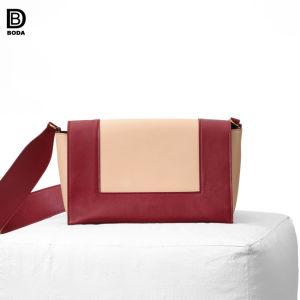 Promotional multi -couleur Mini sac messager de PU imperméables pour dames