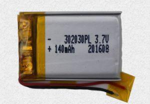 오디오를 위한 Bluetooth 3.7V 140mAh를 위한 리튬 중합체 건전지