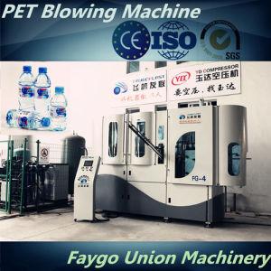 Fg-4 8000 Bph Pet Linear Esticar Sopradora