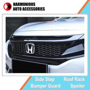 Modification de la calandre avant noir pour la nouvelle Honda Civic 2016 2018