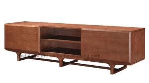 Best Seller de la unidad de madera Soporte de TV TV mueble de la tele
