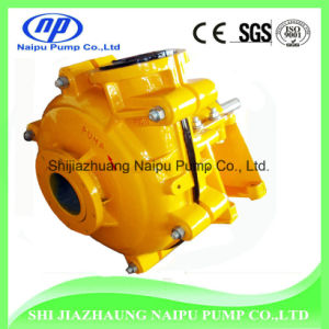 6/4e-Ahr Rubber Liner Tailings Discharge Pump