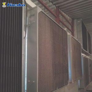 Equipamentos de exploração de aves de armadilha luminosa para entrada de ar e ventilação
