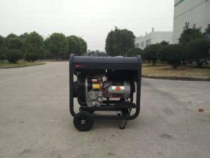 8kVA操作の安全空気によって冷却されるディーゼル発電機セット