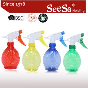 Mini spruzzatore della bottiglia della famiglia di pressione di innesco della mano da 300 ml (SX-212-1)