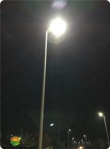 Alle in einer 80W LED integrierten Solar-LED Straßenlaterne für Straßen-Beleuchtung (SNSTY-280)