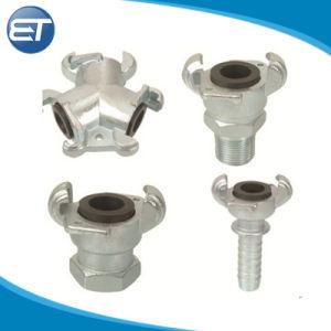 tipo accessorio per tubi di a/B/C/D/E/F/DC/Dp che lucida gli accoppiamenti rapidi femminili di nylon del Camlock dei pp