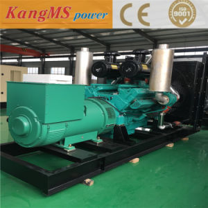 Shandong Cummins 질을 지키는 600 Kw 발전기 300kw Cummins Engine