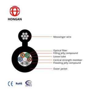 Figuur 8 Optische Kabel 72 de Optische Kabel Gytc8y van de Vezel van de Kern