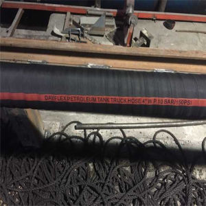 Gummiöl-Absaugung-Schlauch für Offshoreöltanker