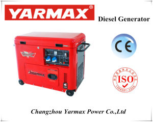Economic & forte puissance Yarmax générateur diesel silencieux
