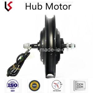 De Motor van de Hub van Kshm010 12inch 36V-48V 240W BLDC met het Permanente Toestel van de Magneet/de Motor van de Hub Gearless met de Facultatieve Batterij van het Lithium voor Elektrische Autoped en Fiets