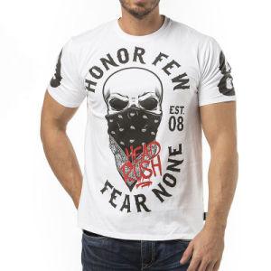 폴리에스테 남자 t-셔츠가 중국 의류 제조자 관례에 의하여