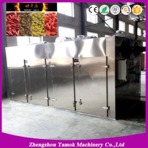 Elektrischer Dampf-Tellersegment-Trockner-Eibisch-Blumen-Entwässerungsmittel-Blatt-Tellersegment-Trockner