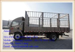 Sinotruk HOWO 4X2 de 5 tonnes Light Duty camion cargo plat