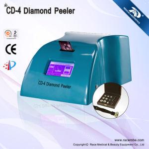 La plus défunte machine de peau du diamant CD-4 (CE, ISO13485 depuis 1994)