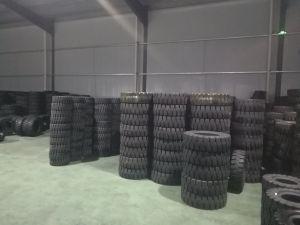 Neumático de sólidos/carretilla neumáticos y llantas industriales con alta calidad y garantía