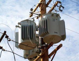 167kVA monofásicos transformadores montados en el polo