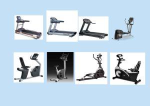 Professional equipamiento de gimnasio/equipos de gimnasio cross trainer, Self-Generating electricidad elípticas Crosstrainer máquina