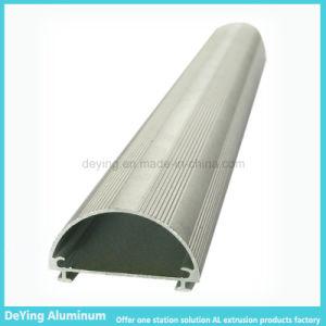 LED de la competencia de perfil de aluminio anodizado con disipador de calor
