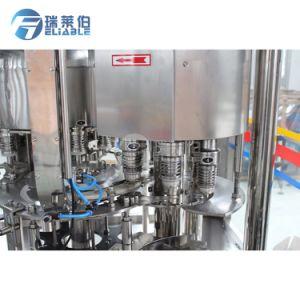 L'eau minérale automatique de remplissage de bouteilles avec un grand prix de projet