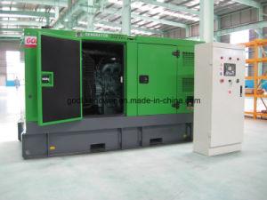 Ce, de ISO Goedgekeurde 150kw/185kVACummins Diesel Reeks van de Generator (GDC185*S)