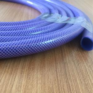 Tubo flessibile di giardino a fibra rinforzata del PVC di alta qualità