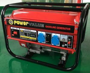 Portátil de 2kw generador de gasolina con 100% de alambre de cobre