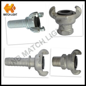 Aço inoxidável American Type Claw Industrial Hose Fitting