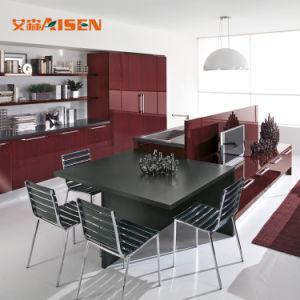 Keukenkasten Craigslist van de Keukens van de Ontwerpen van Hangzhou de Eenvoudige Moderne Gebruikte