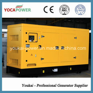 Volvo Engine 280kw/350kVA Silent Diesel Generator