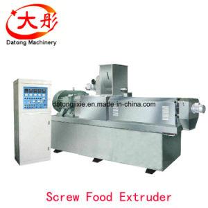 機械を作る500kg/H犬猫の魚のペットフードの押出機