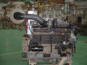 511kw de Diesel van de Waterkoeling Cummins Motor Kta19-G3 van de Generator