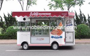Новый мобильный продовольственной Ван/погрузчика для продажи