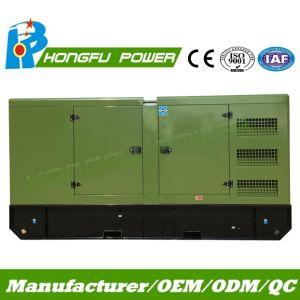 Hauptschalldichter Energien-Generator der energien-64kw/80kVA mit Shangchai Sdec Motor