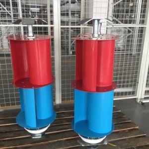 Petit générateur de vent vertical d'arbre du moteur 2000W DIY de C.C 24V de turbines de vent