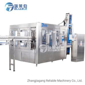 Frasco Pet automática máquina de enchimento de água mineral puro para 500ml de linhas de produção