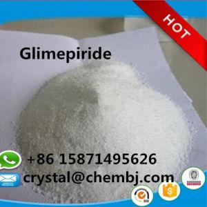 99% hoher Reinheitsgrad Glibenclamide Glimepiride Puder für antidiabetisches 93479-97-1