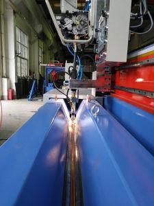 La soldadura longitudinal de la máquina para la bombona de gas
