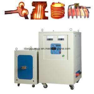 タングステン鋼鉄中国のろう付けの誘導加熱機械