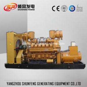 Jichaiエンジンを搭載する大きい馬力900kw電力のディーゼル発電機